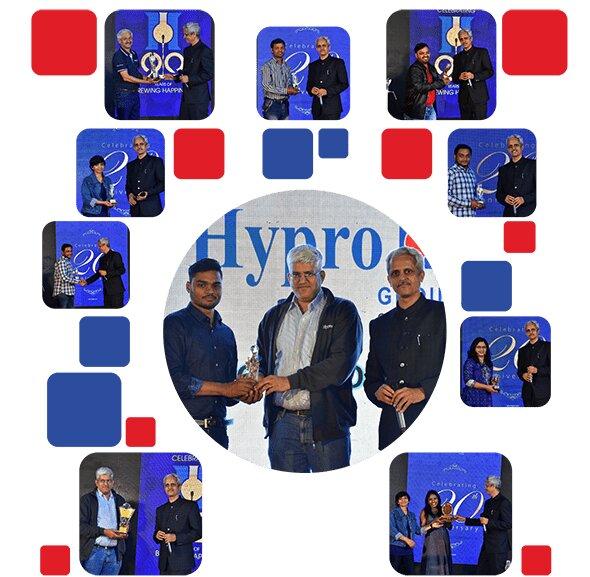 HYPRO-AWARDS