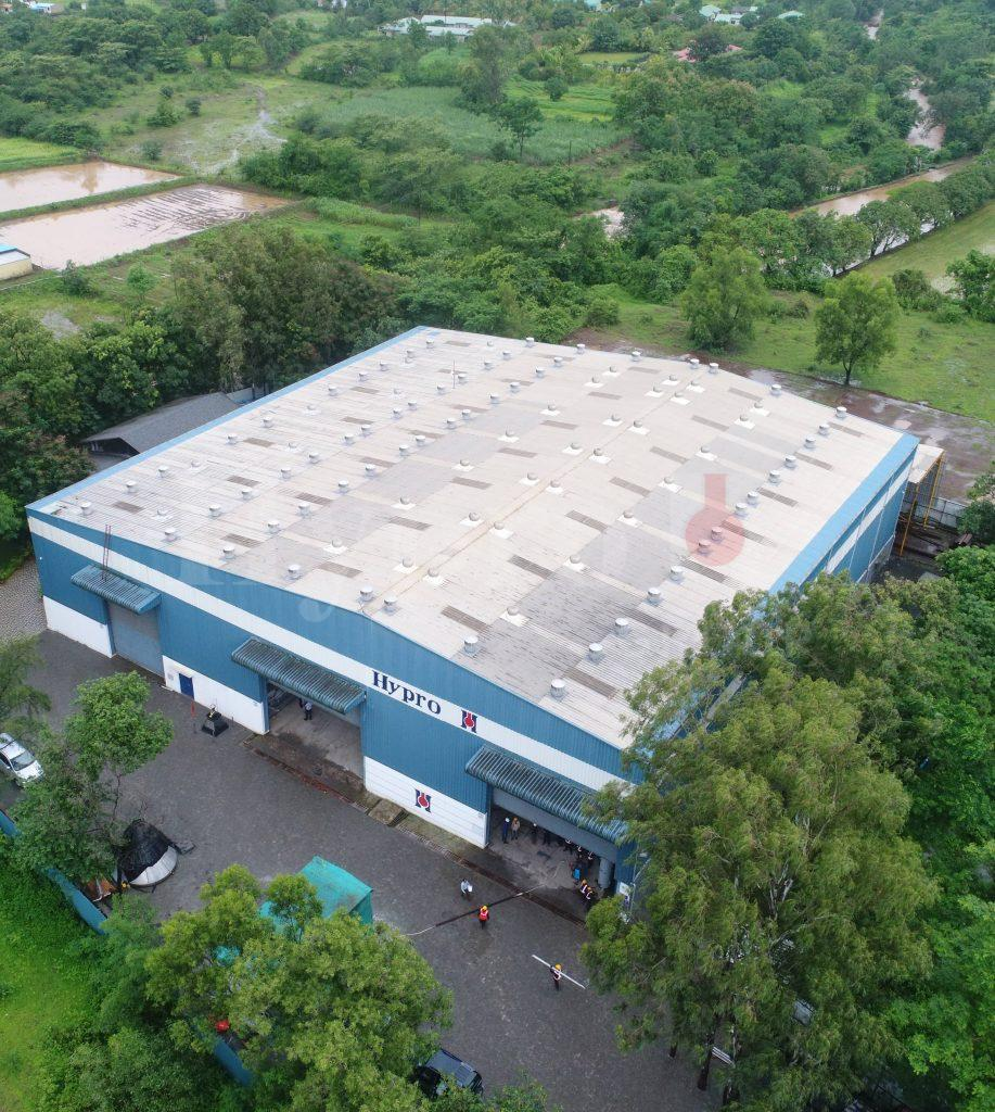 Hypro New Factory