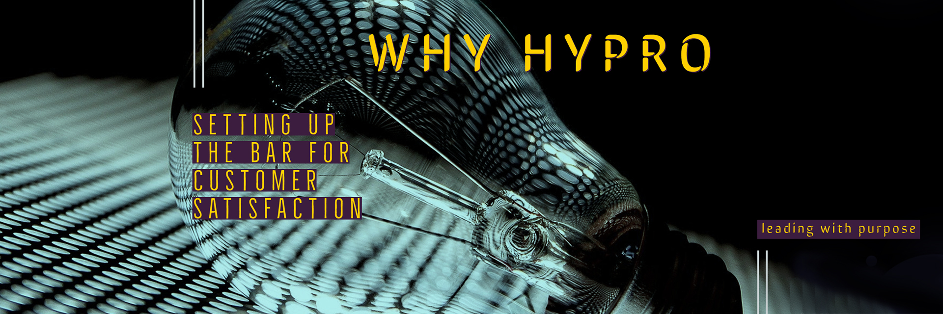 Why Hypro