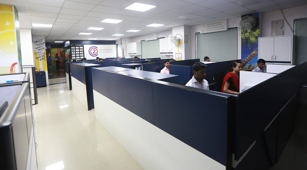 2014 Corporate Office Pune