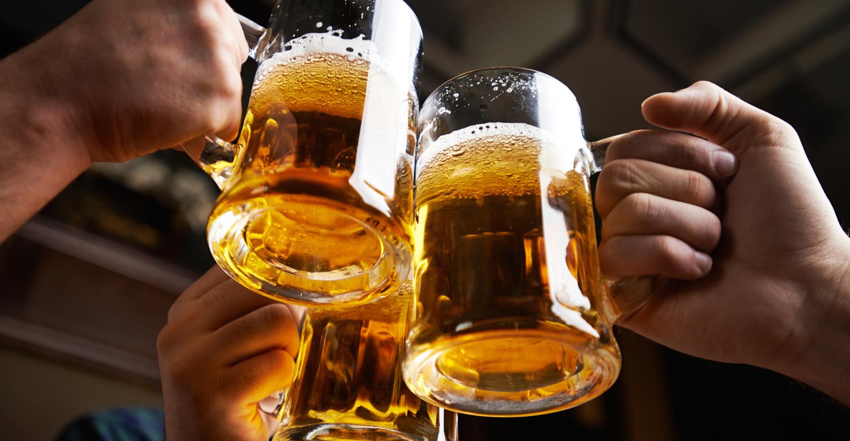 beer at brewpubs