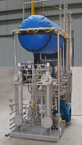 CO2 Recovery From Craft Brewery