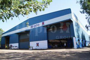 Hypro Factory at Paud