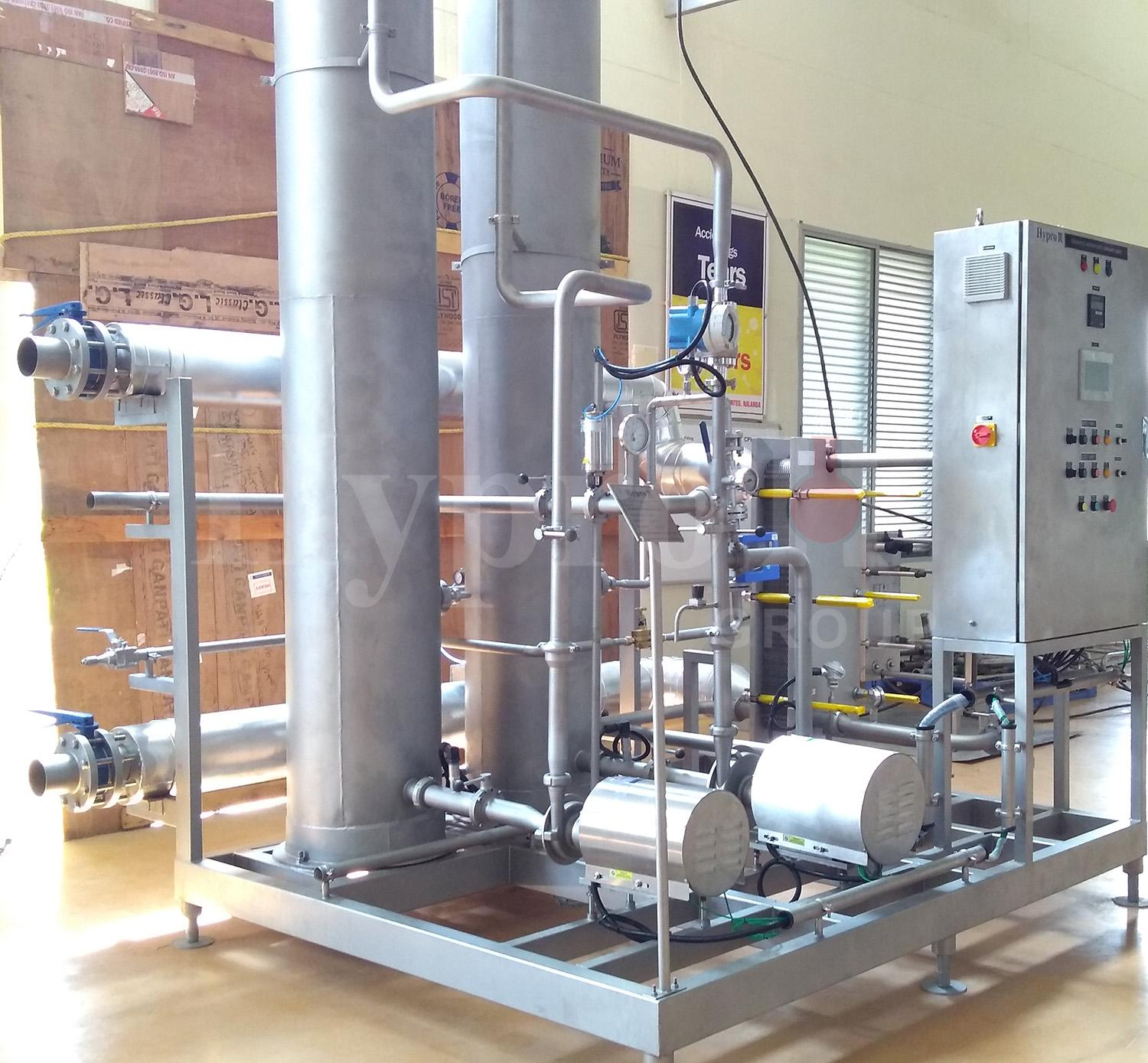 Deaerated Water Plant