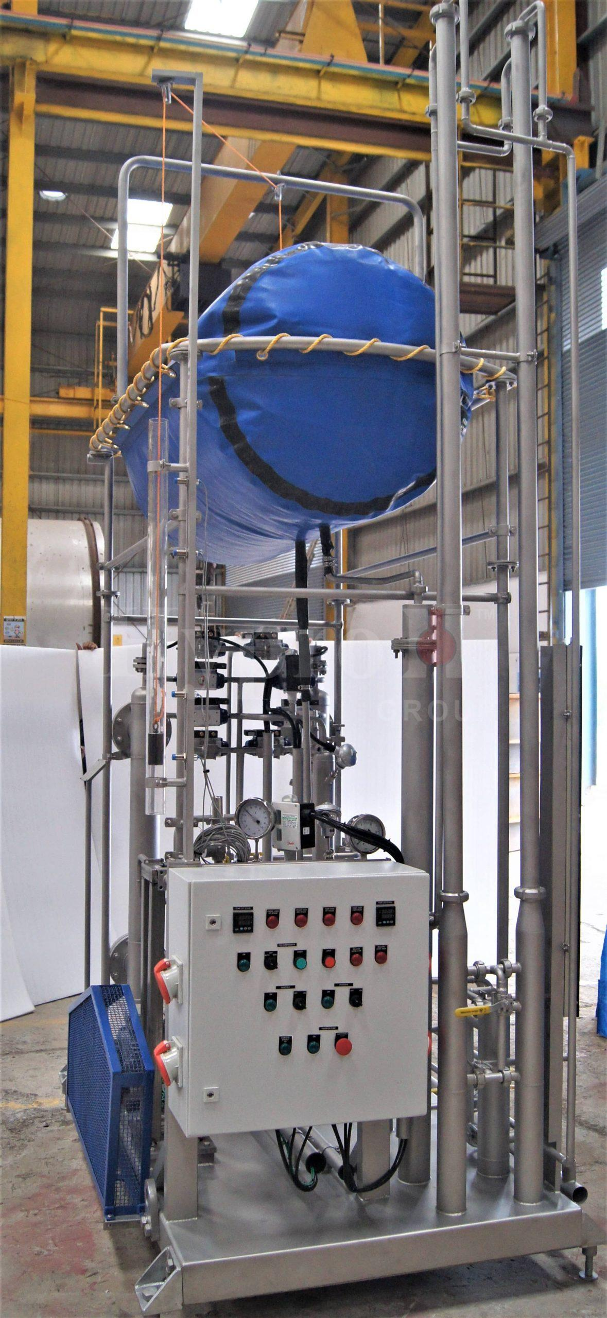 HyCrC - CO2 Recovery System