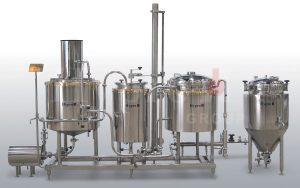 Hypro Small Brewery - HyMi