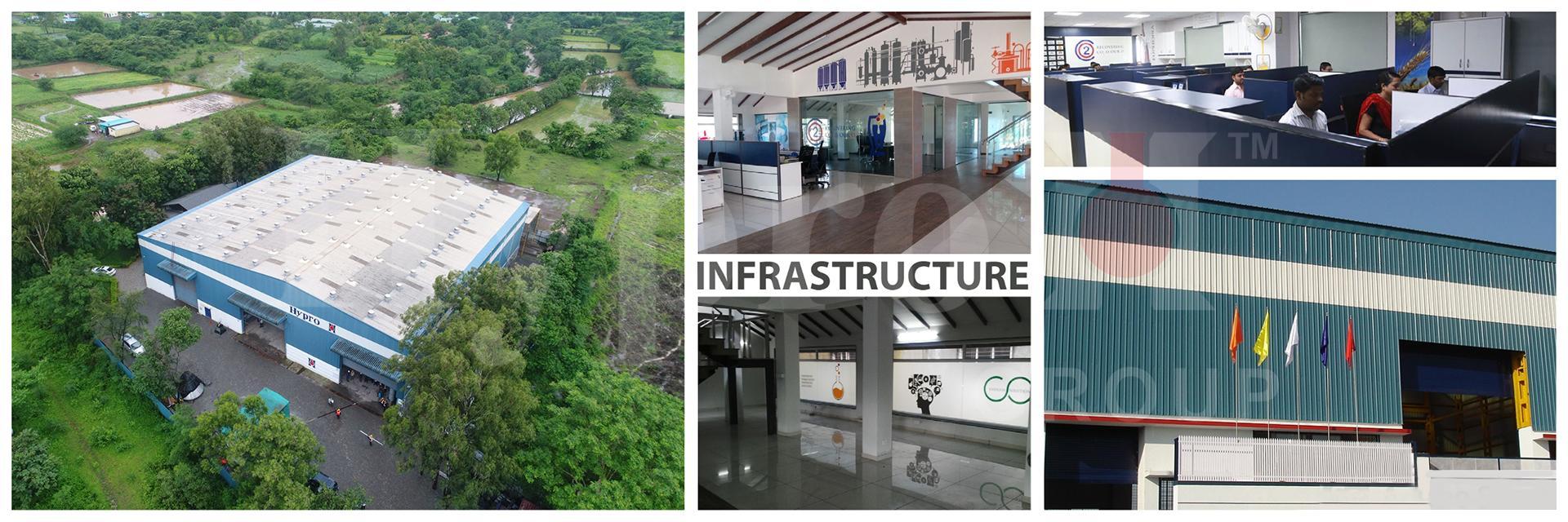 Infrastructure Hypro