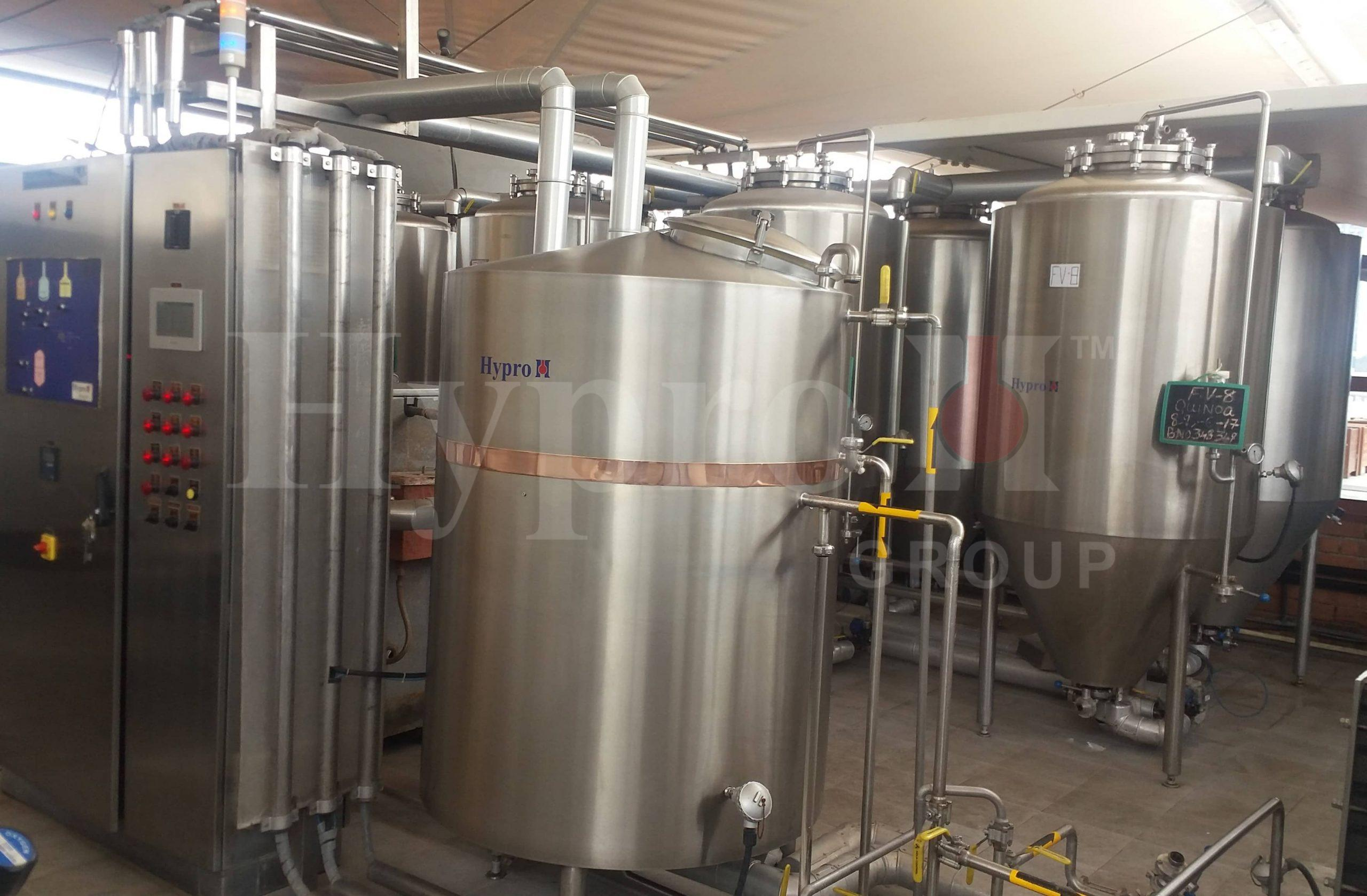 Microbrewery Equipment India