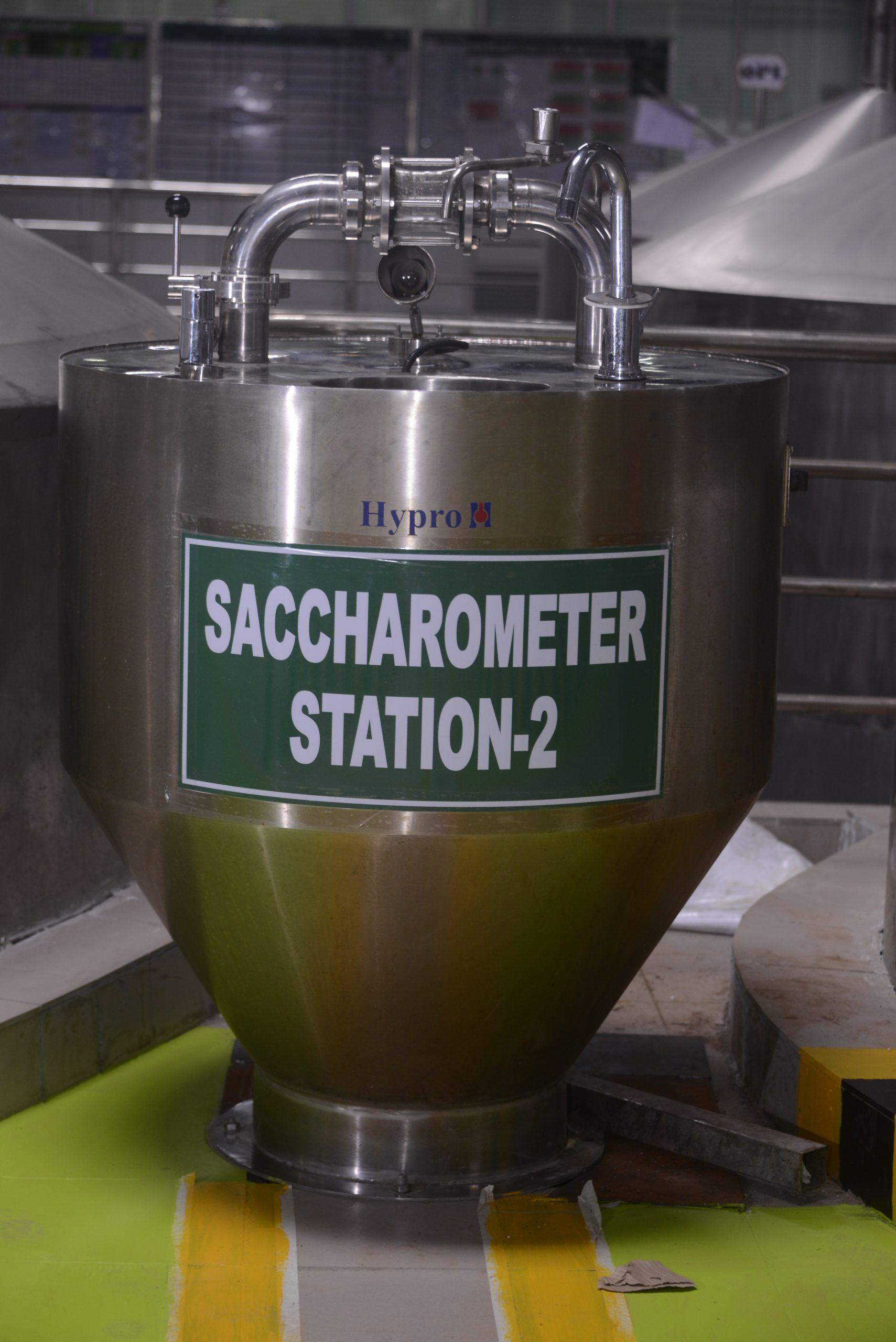Saccharometer Station Hypro