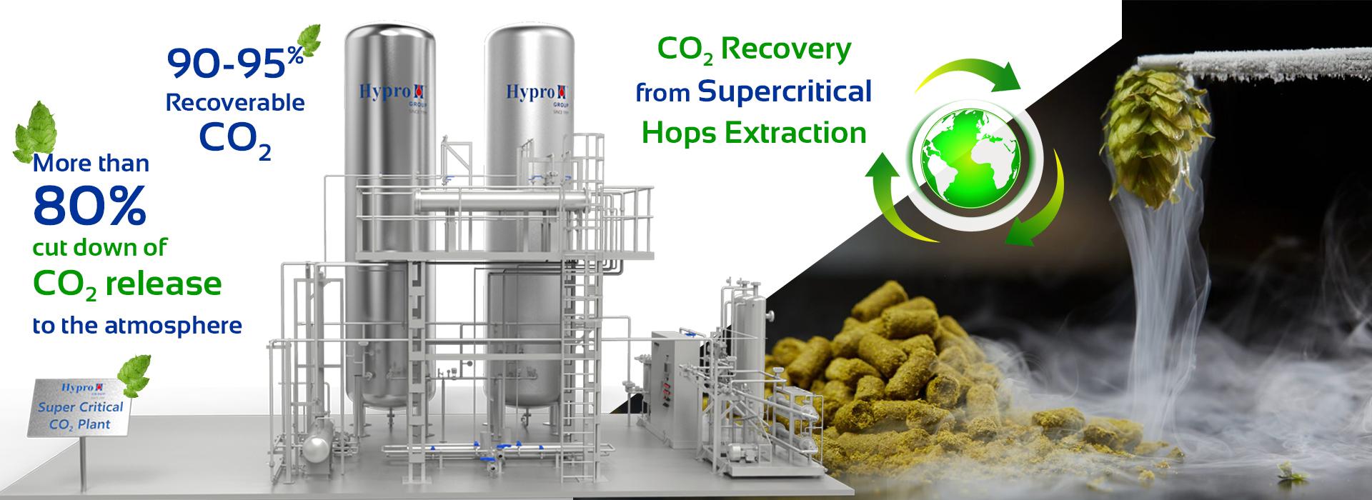 Supercritical CO2 Plant