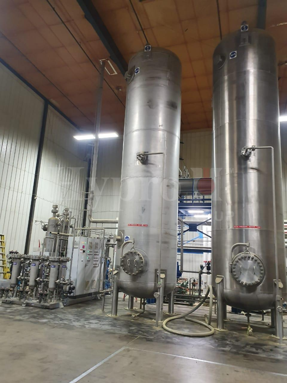Supercritical CO2 Recovery Plant