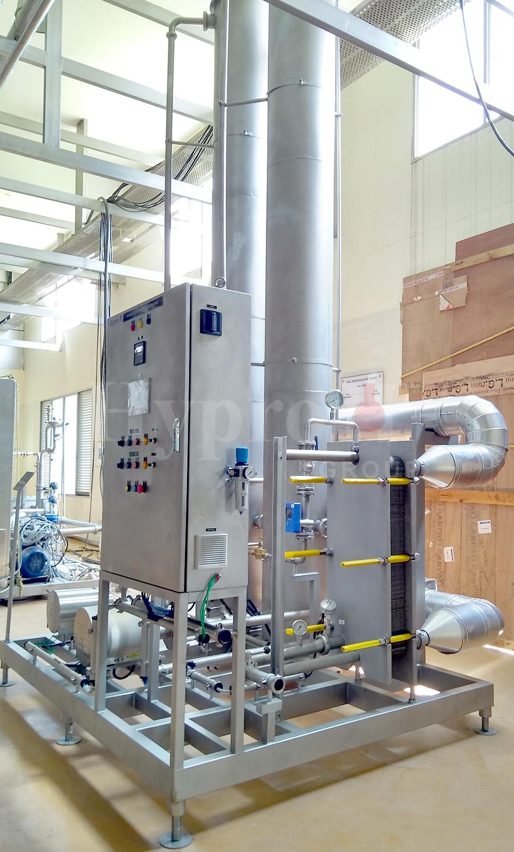 Water Degassing Hypro