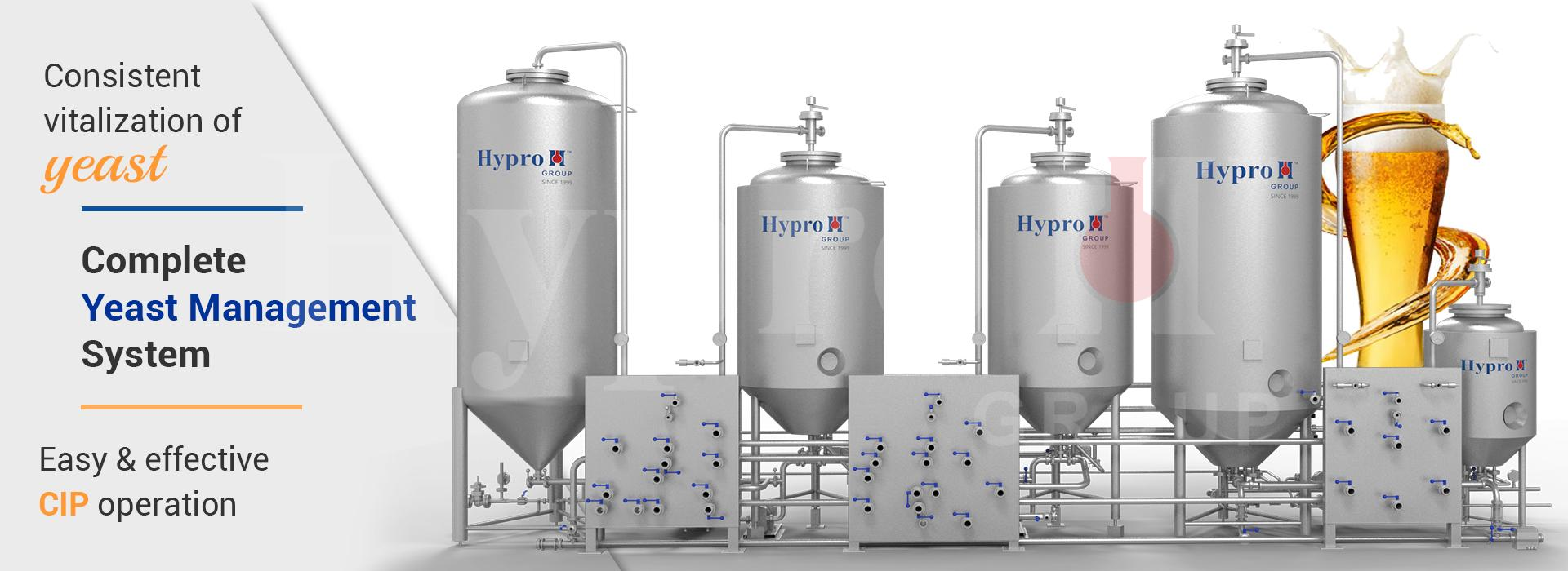 Yeast Section Hypro