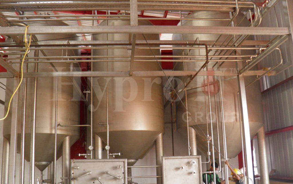 Yeast Propagation System