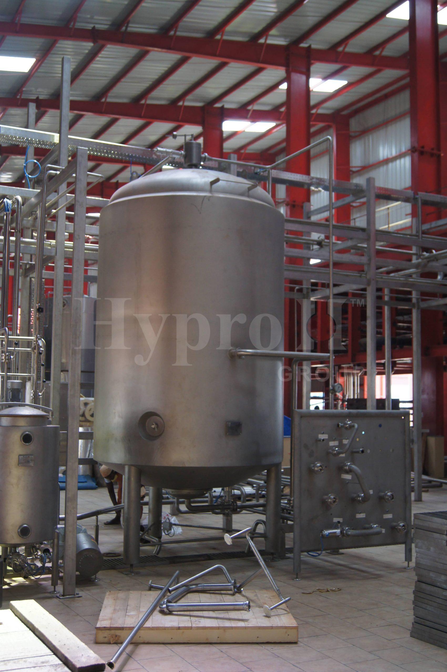Yeast Storage Systems