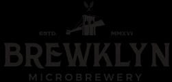 brewklyn microbrewery logo