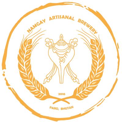 namgay artisanal brewery logo