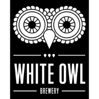 the white owl brewery and bistro logo