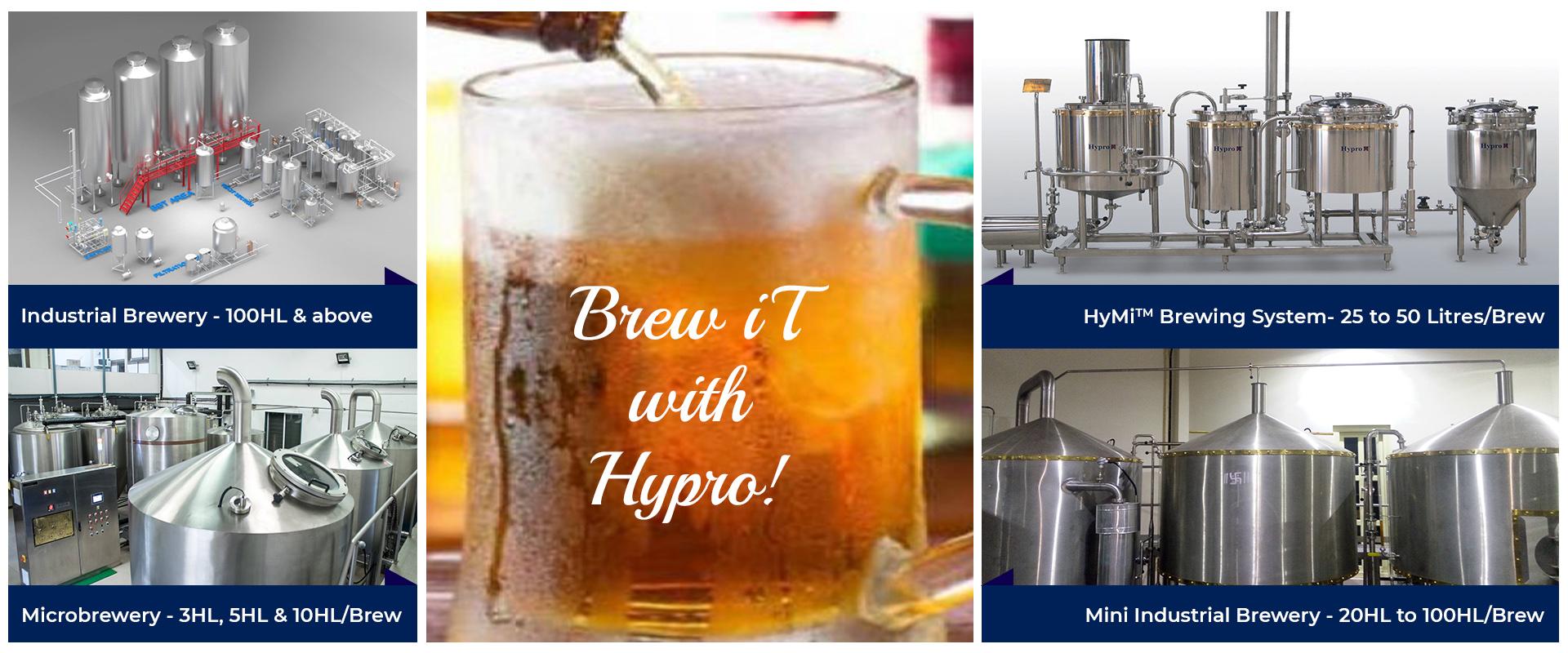 Brewing Hypro