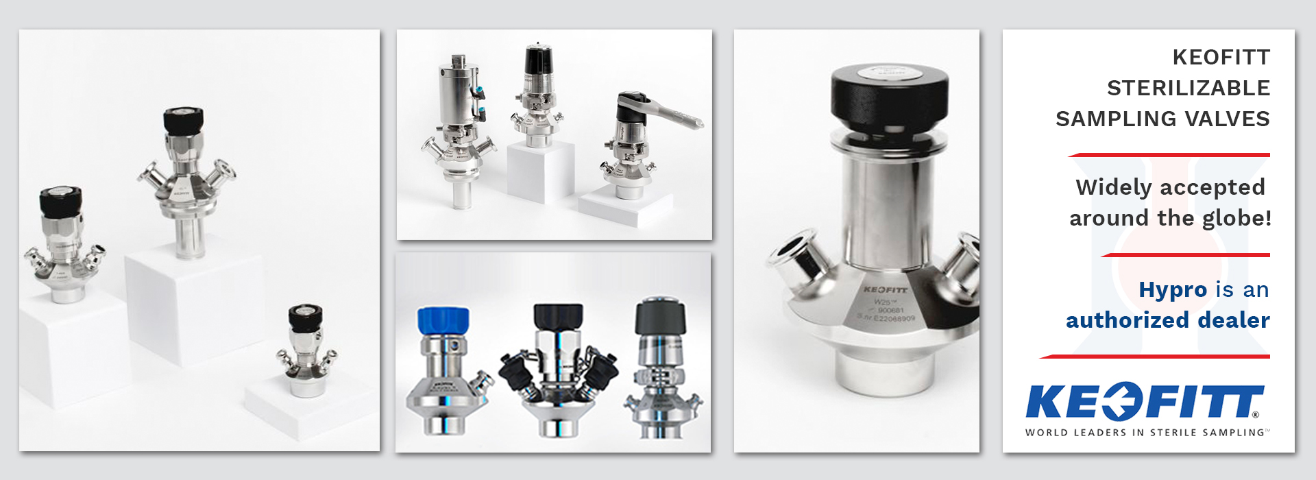 Keofitt Sampling Valves Dealer