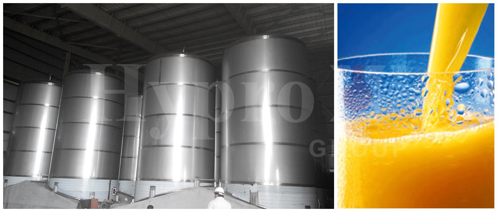 Liquid Processing Tank