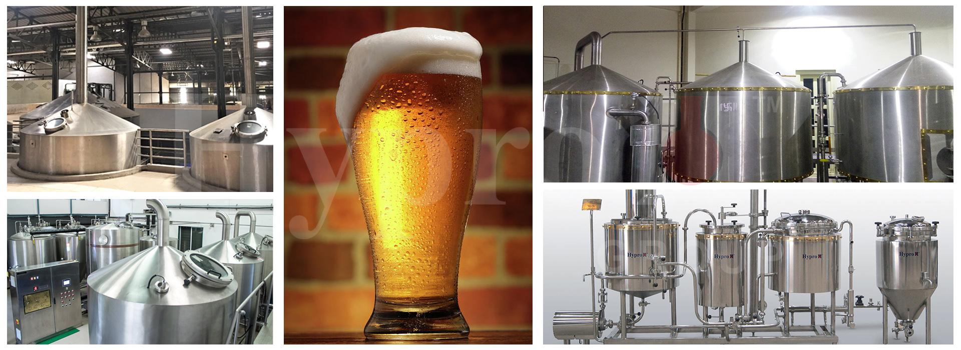 Turnkey Brewery Supplier Hypro