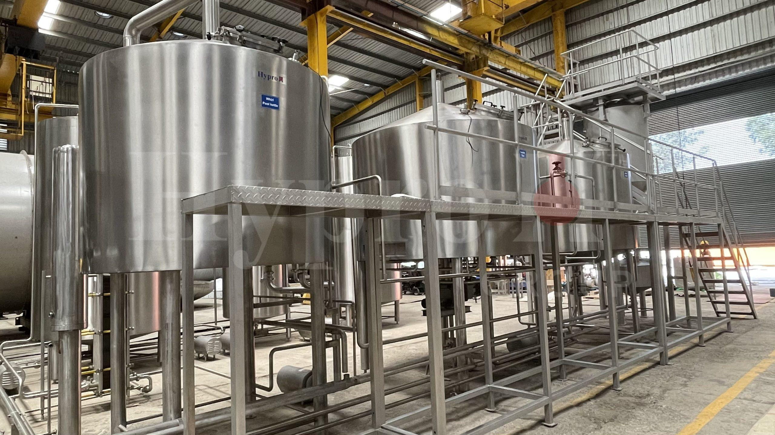 30HL Craft Brewery