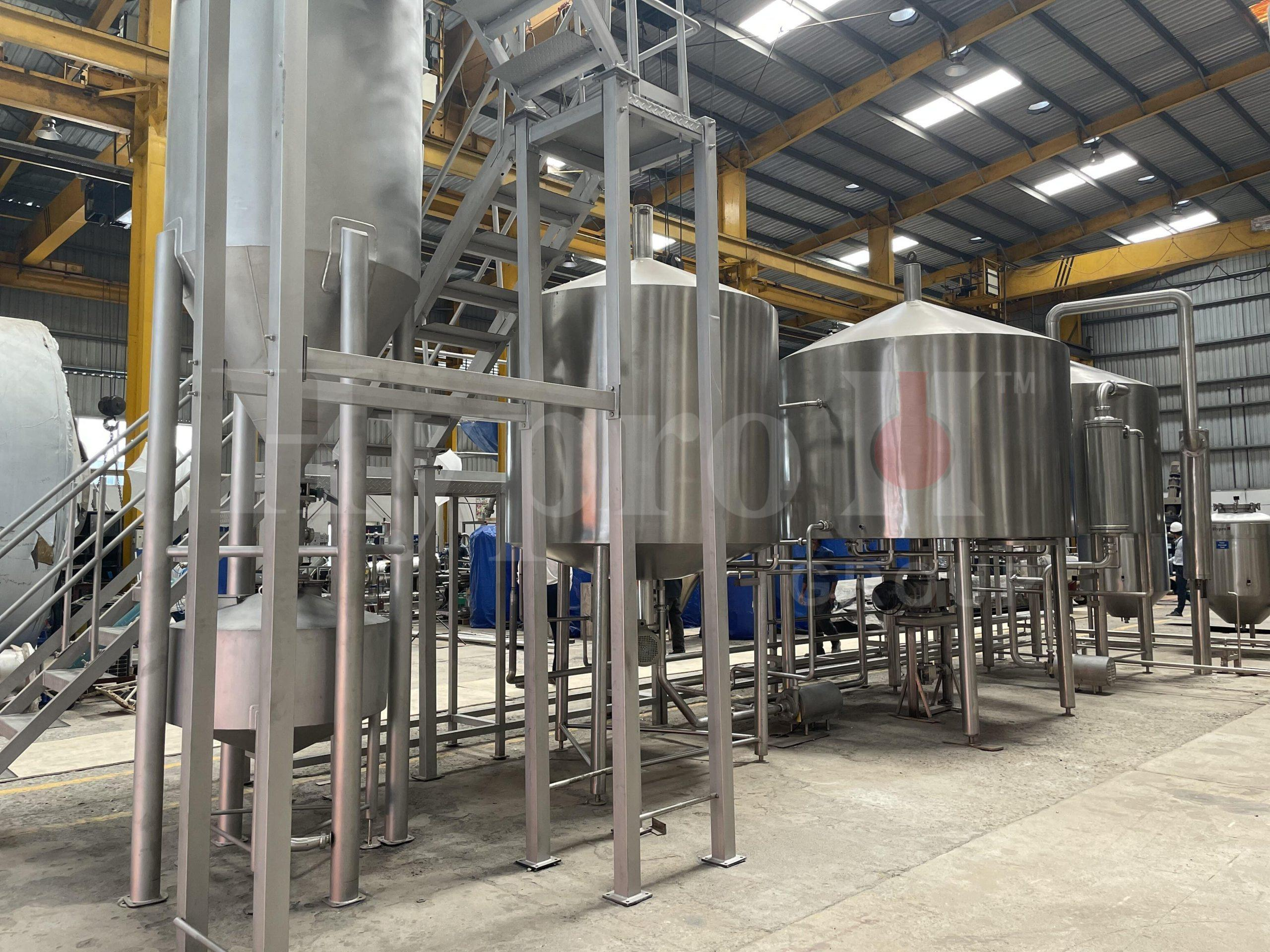 Commercial Brewery
