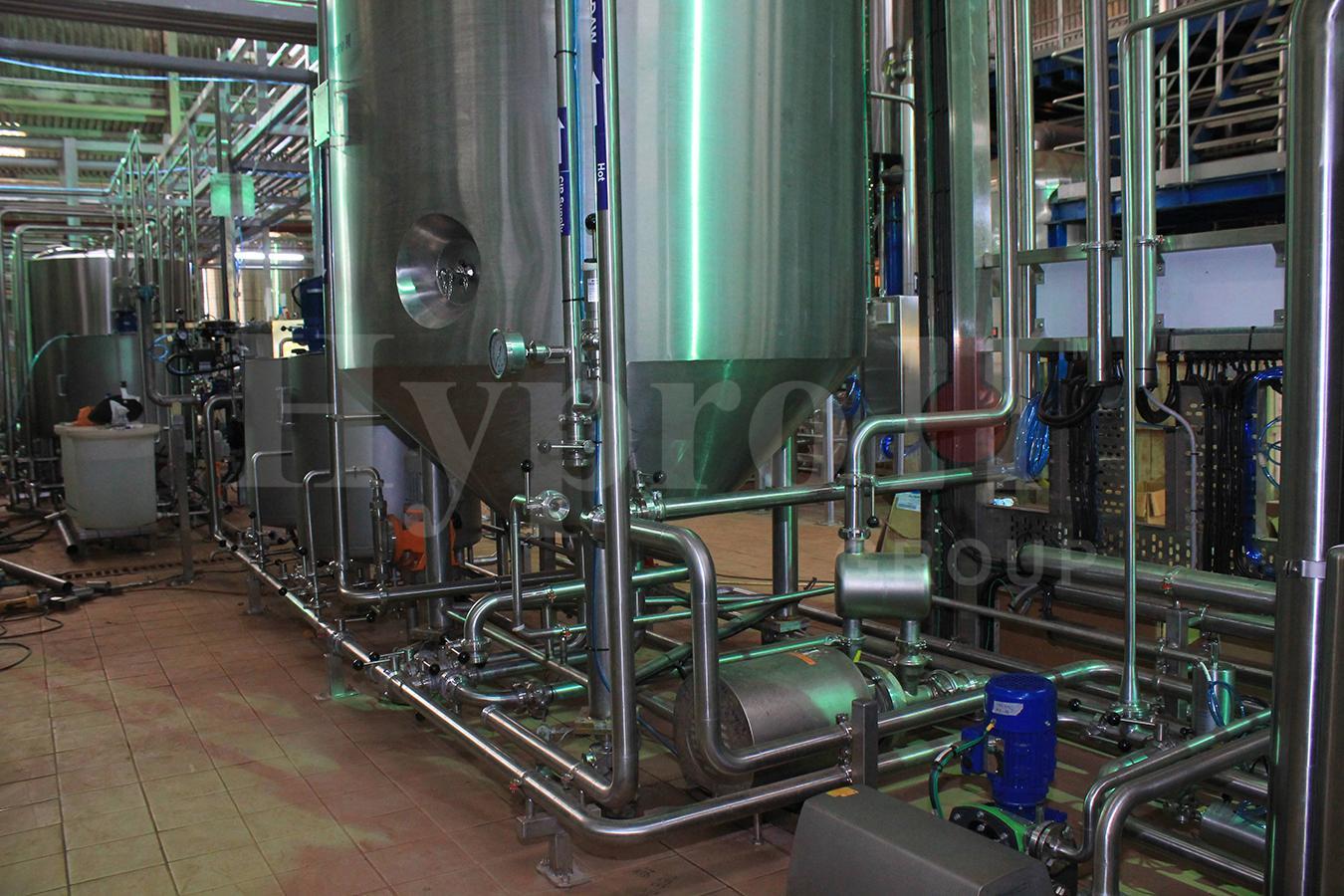 Hypro Filtration Plant