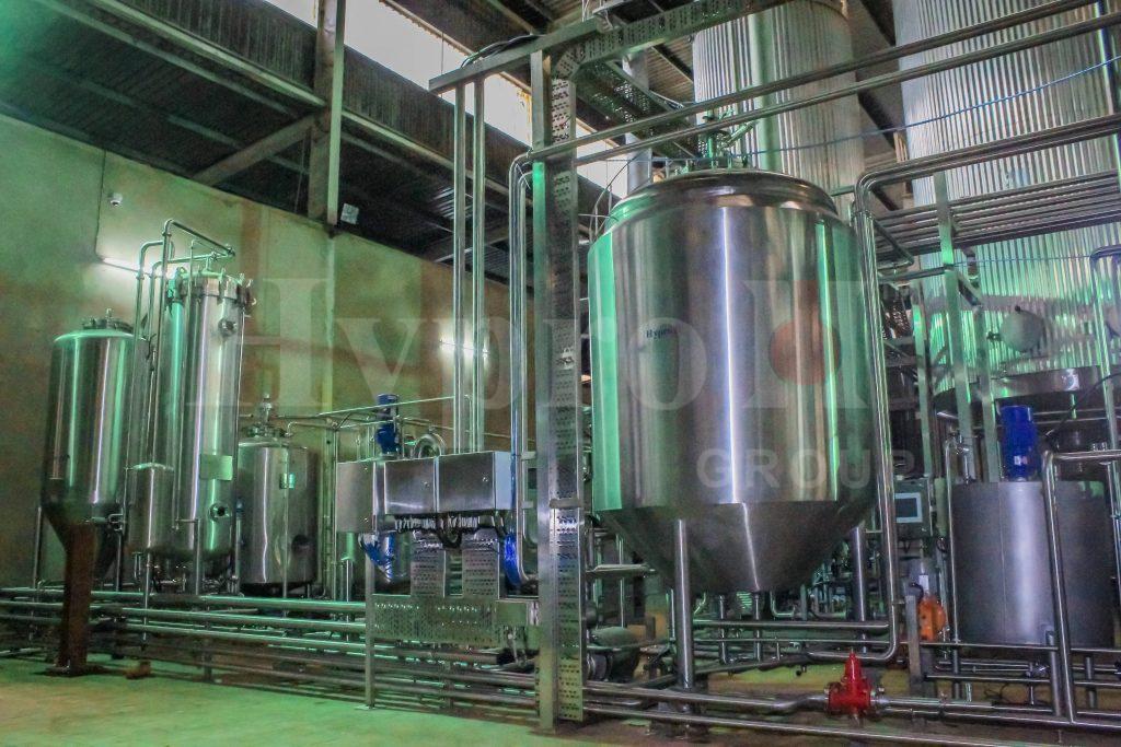 Hypro Filtration System