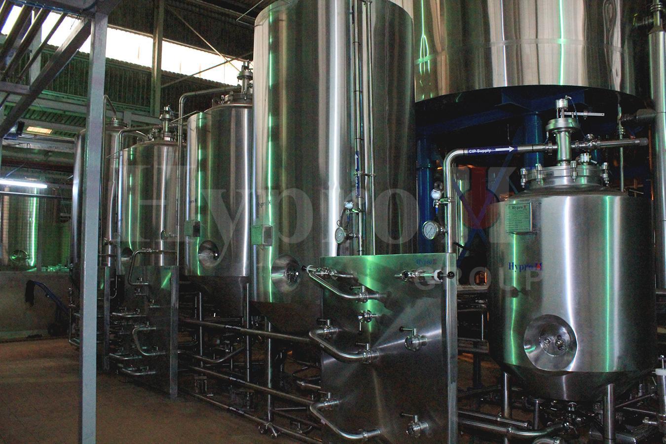 Yeast Plant Hypro