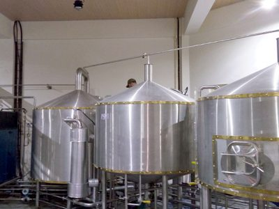 Mini Industrial Brewery Hypro