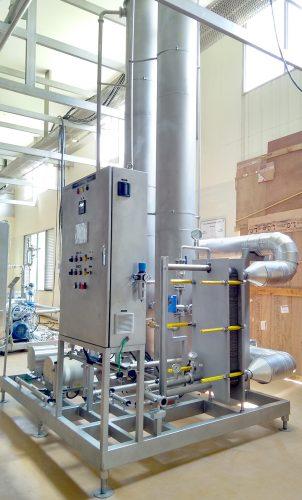 Water Degassing Hypro